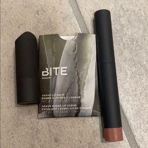 Brand new Bite lip set